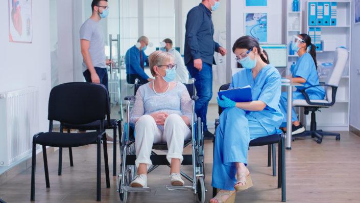 Sicurezza delle cure e formazione preventiva nelle RSA durante il Covid-19